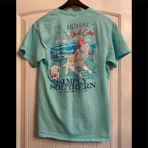 Simply Southern Women's Shirt Medium